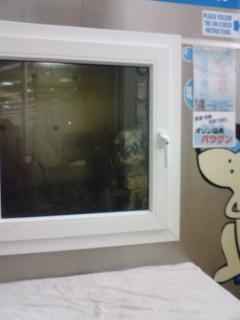 自動犬洗い機