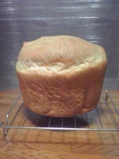 パン焼き成功